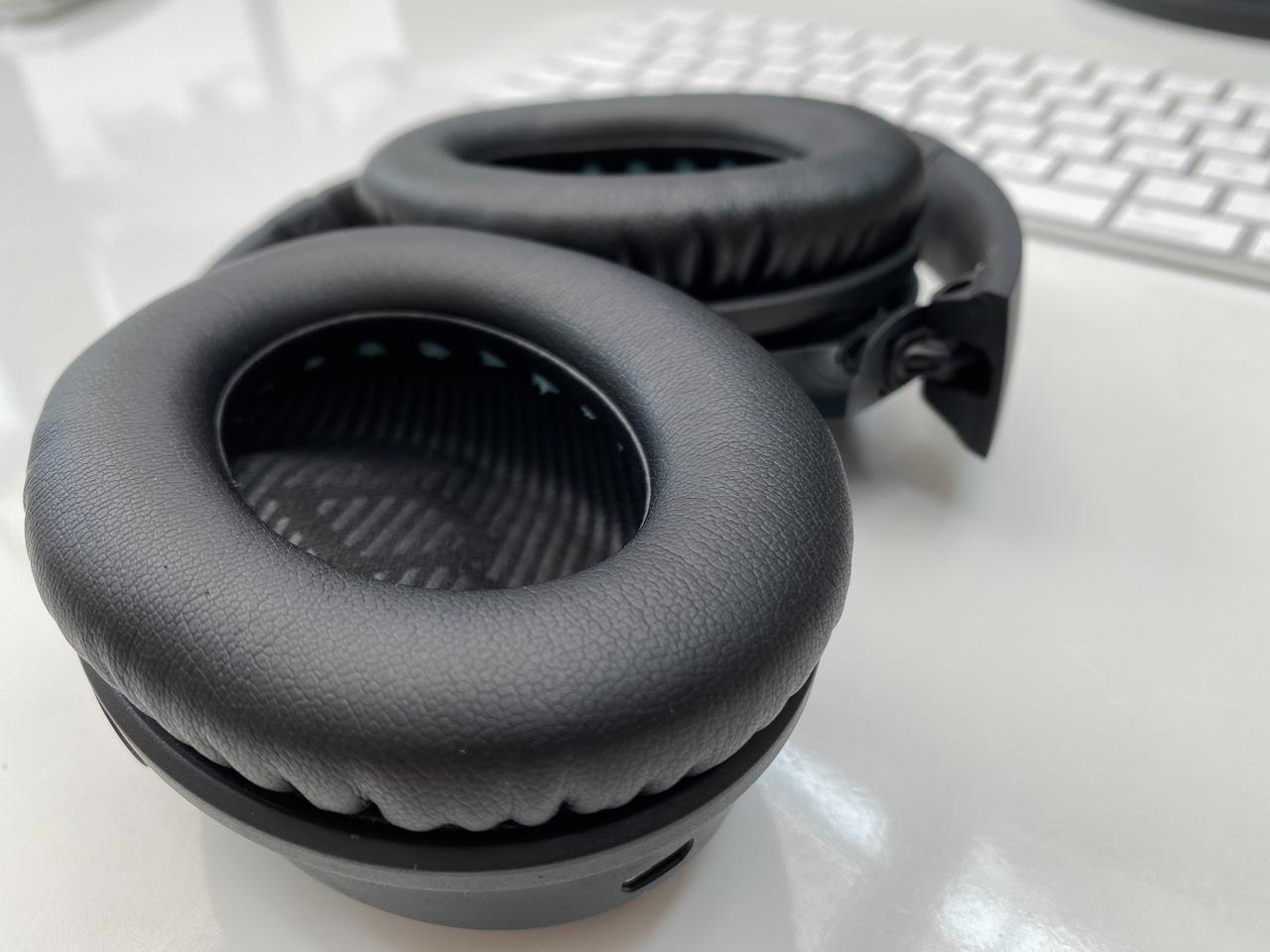 QuietComfort 35 Wireless Headphones II von Bose: nunmehr mit neuen Ohrpolstern