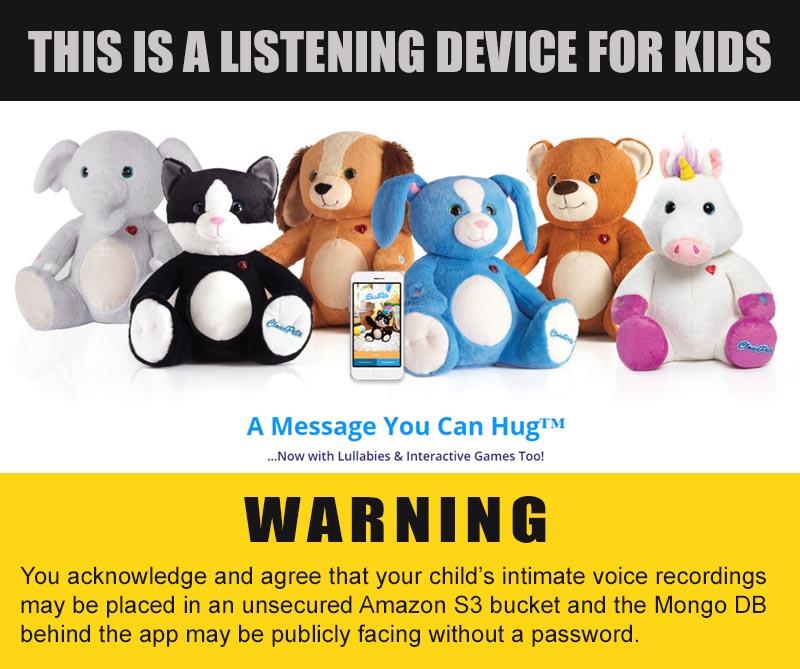 Wenn IoT-Devices Warnhinweise wie Zigarettenpäckchen hätten