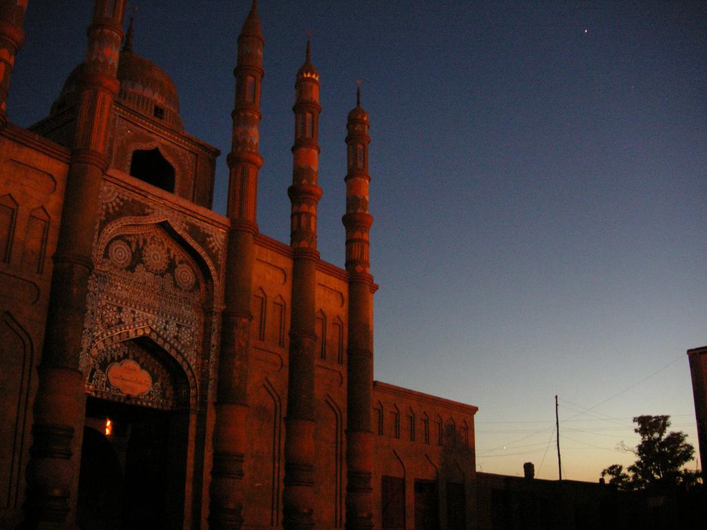 Moschee in Turpan