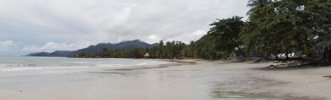 Panorama von Hat Kaibae (Kaibae Beach)