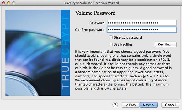 Verschlüsselung am Mac für Dummies 4
